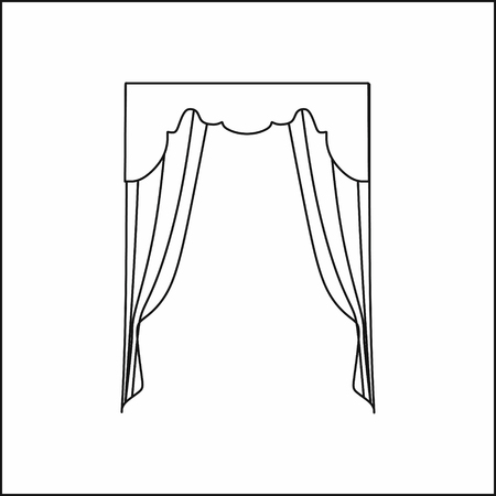 window curtains: Window curtains