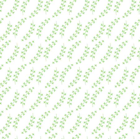 leaf pattern. Background with leaves of trees. Ilustração