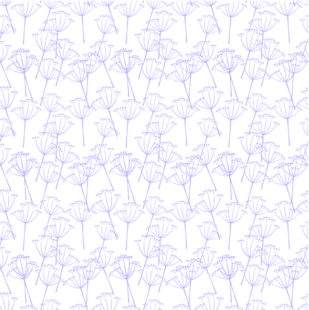 background with plants. pattern with plants. Banco de Imagens - 111435293