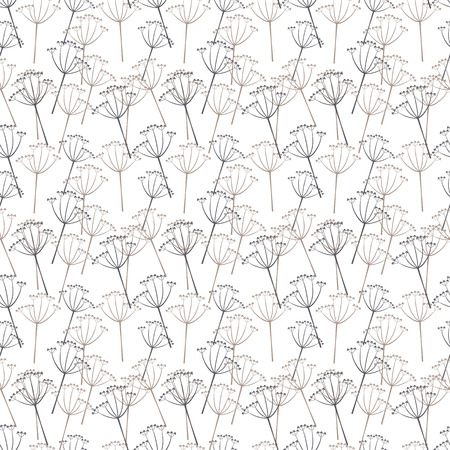 background with plants. pattern with plants.
