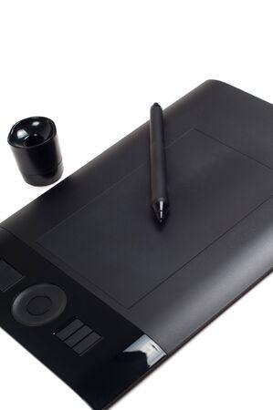 digitized: Pen tablet