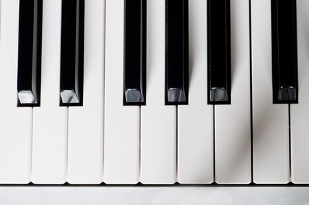 Piano keys Stock Photo - 8775730