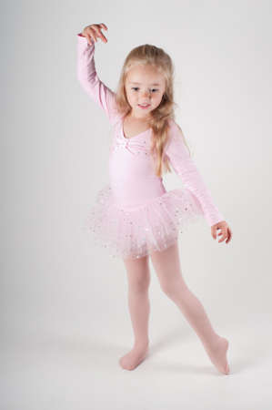 Ballet dancer photo