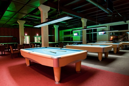 billiards room: Billiard room