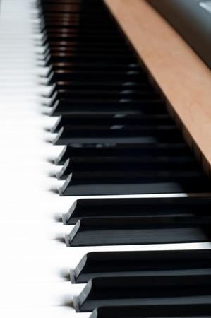 Piano  pianoforte  Stock Photo - 12632685