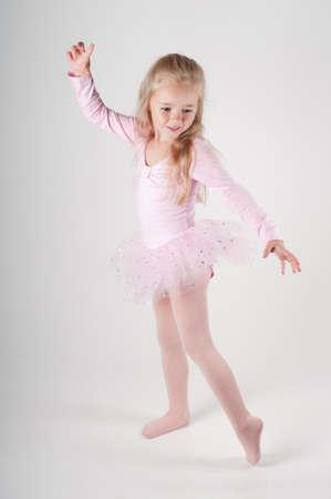 Danseuse de ballet Banque d'images