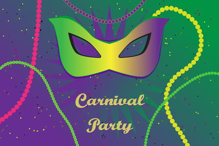 Picture ready for use in carnival thematic
