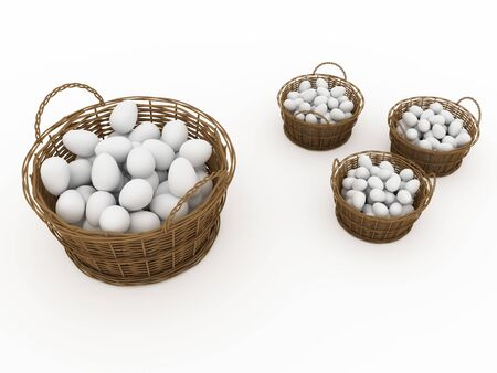 Do not put all eggs in one basket