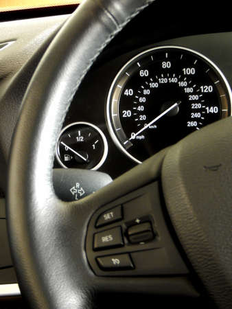 controls: Controls on the multifunction steering wheel