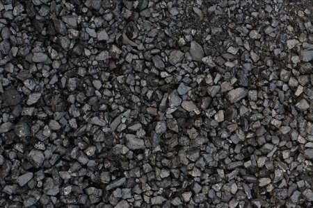 Pile of coal texturebackground
