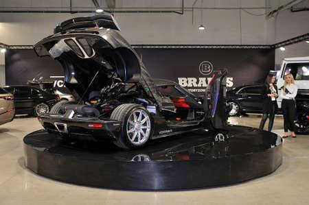 Brabus, Warsaw Motor Show, 2018 Sajtókép