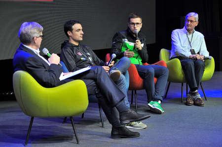 Performance on Warsaw Motor Show, 2018 Sajtókép