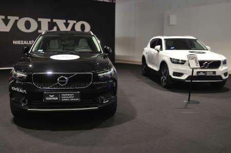 Volvo, Warsaw Motor Show, 2018 Sajtókép
