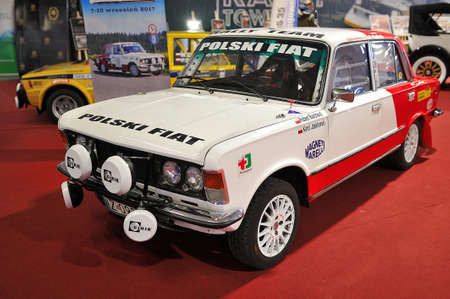 Fiat, Warsaw Motor Show, 2018