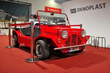 Austin Motor Company, Warsaw Motor Show, 2018 Sajtókép