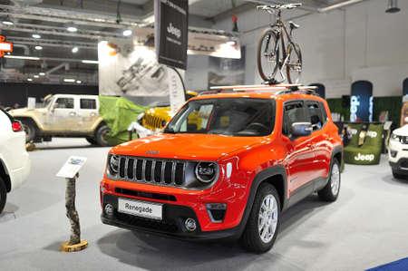 Jeep, Warsaw Motor Show, 2018
