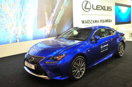 Lexus, Warsaw Motor Show, 2018