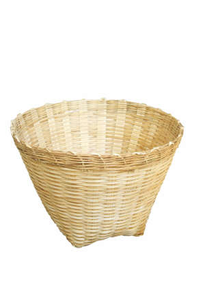 outwit: Bamboo basket