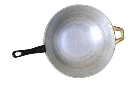 outwit: Metal pan