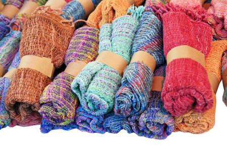 Cotton rolls Stock Photo - 8948064