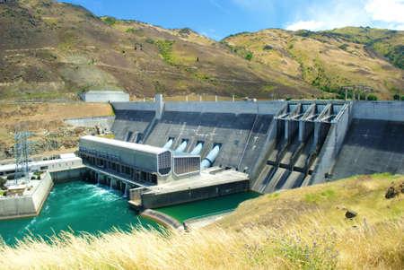Dam ,Queenstown, NewZealand