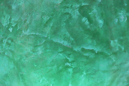 green concrete wall background photo
