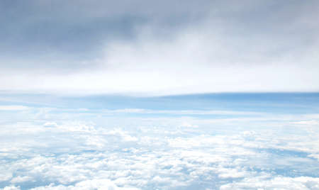 abstract cloudy sky Stock Photo - 21095547