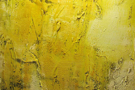 Yellow concrete wall texture  photo