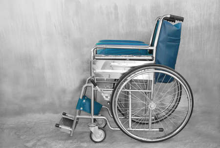 Vehicle for handicapped , wheelchair Stock Photo - 21095297