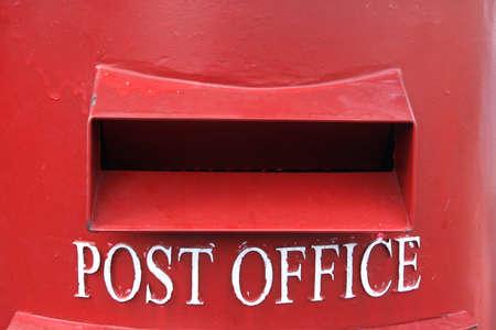 postoffice: letter box