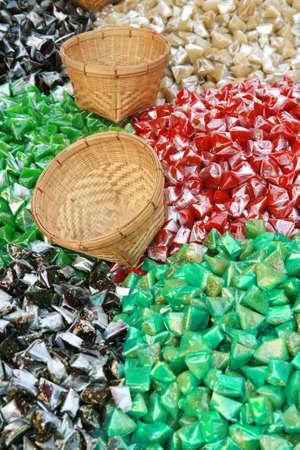 candy shop: Ka La Ma, Chiang Mai candy ,Thailand