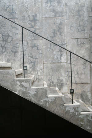 concrete stair Stock Photo - 21094094