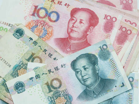 appears: Chinese yuan