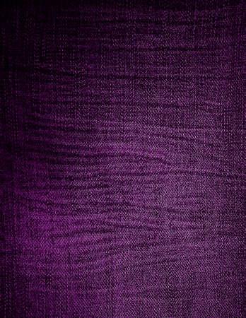 threadbare: purple threadbare fabric texture  Stock Photo