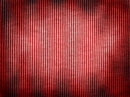 vintage red fabric texture  photo