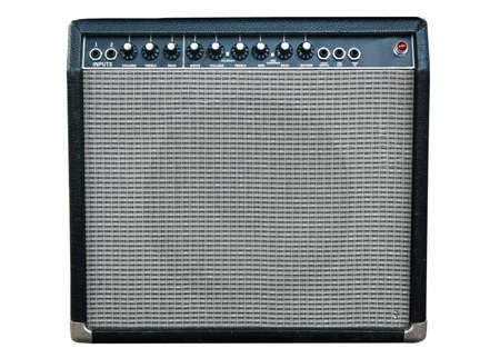 guitar amplifier  photo