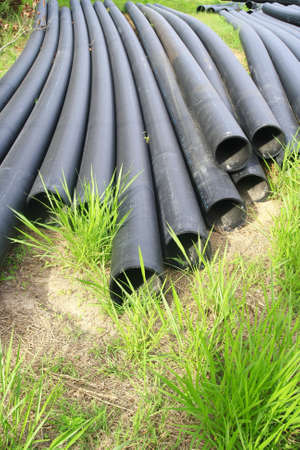 Water rubber tube  photo