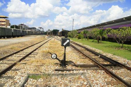 express lane: switch choose railway lane