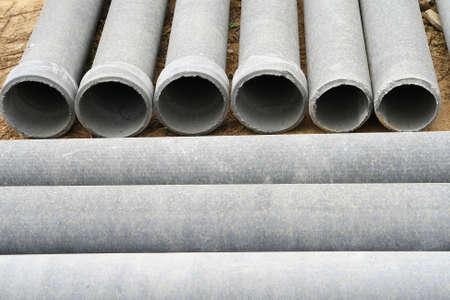 pileup: The concrete pipe