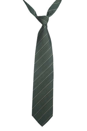 ironed: businessman necktie  Stock Photo
