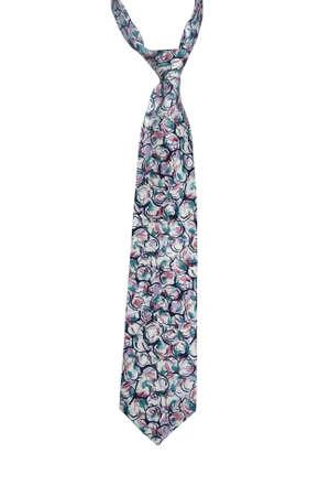 necktie: businessman necktie  Stock Photo