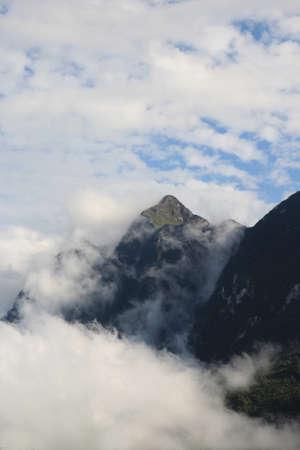 Mountain range in Chiang Mai, Thailand ( Doi Luang, Chiang Dao, Chiang Mai)  photo