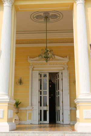 bang pa in: Bang Pa In Palace Thai art palace, Ayutthaya, Thailand