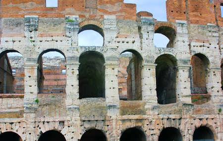 amphitheatre: Colosseum, Flavian Amphitheatre in Rome, Italy