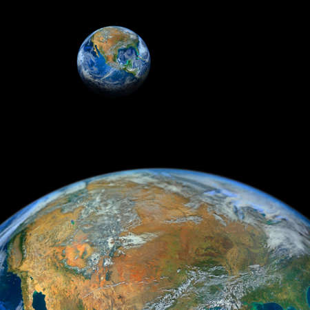 earth from space: the earth in space