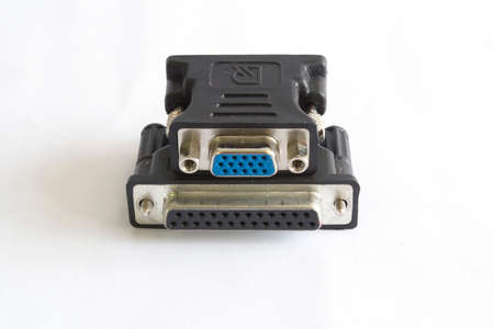 vga: hembra db25 y VGA