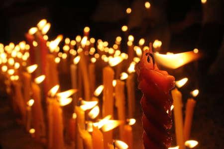 candlelight: candlelight Stock Photo
