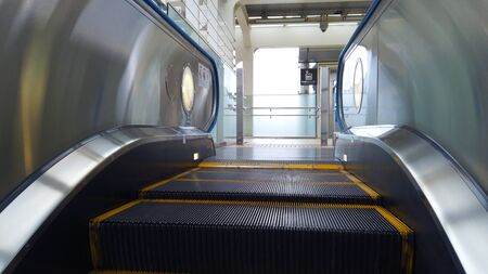 Escalator 写真素材