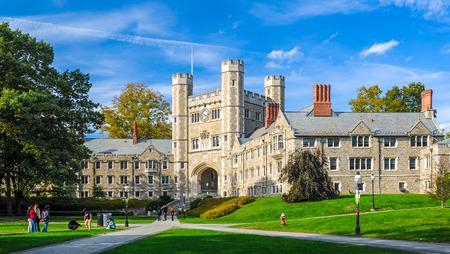 프린스턴 대학, 미국의 유명 대학 중 하나