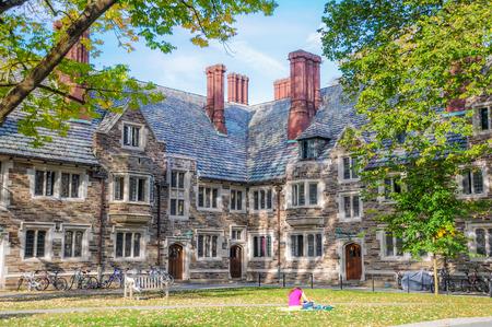 Princeton University, one of famous American universities